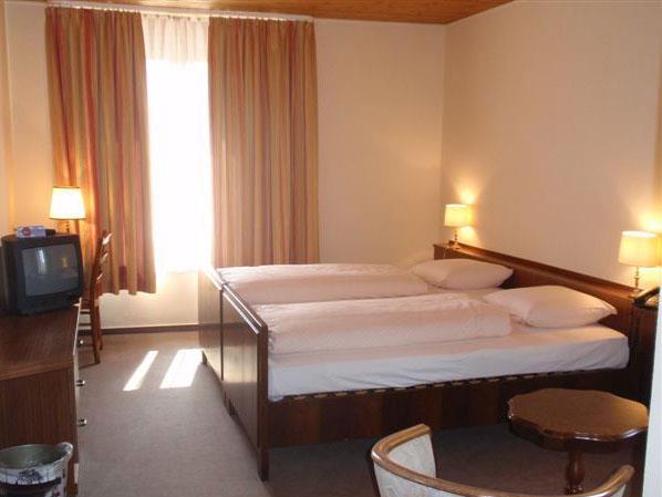 Chambre single ou chambre double - Chambres - Hôtel du Parc - Diekirch