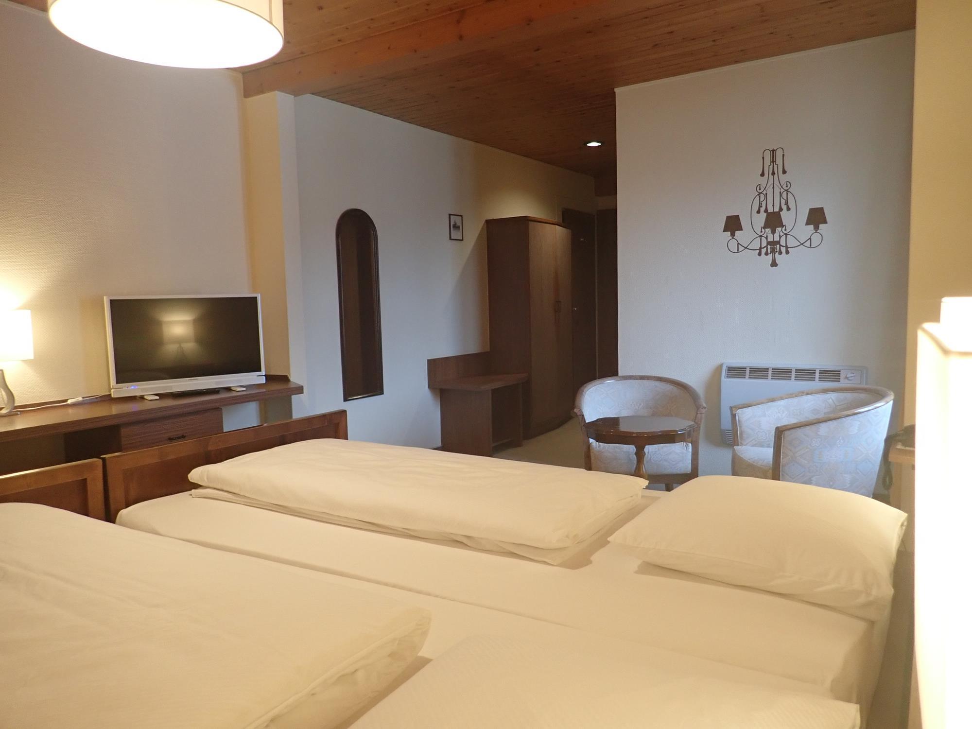 Grande chambre single ou grande chambre double - Chambres - Hôtel du ...